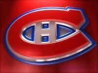 Chicago Blackhaks vs Mtl. Canadiens Thurs.Jan.14 Aisle Seats