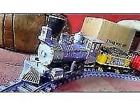 Children's Disney Winnie The Pooh Railroad Train Set