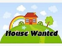 HOUSE WANTED 2 professionals