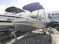 Sea Jay Nomad 3.7 Centre Console Slacks Creek Logan Area Preview