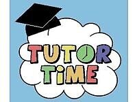 Primary tutor available