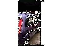 Genuine 04-08 Ford Fiesta rear quarter glass (3dr)