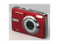 Samsung L313 Digital camera