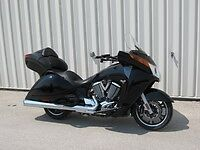 2014 Victory Vision Tour Gloss Black