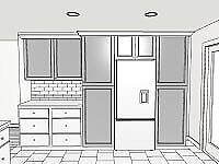 Bathrooms, kitchens, and More