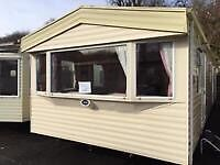 BaRGAIn static holiday home 2 bedroom site fees included