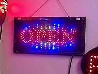 """OPEN"" LED Sign (supper sale)"