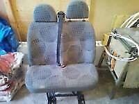 Transit mk7 passenger seat