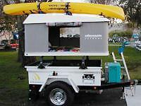 LOOKING FOR SMALL CARGO TRAILER