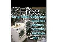FREE COLLECTION ON WASHING MACHINE TUMBLES