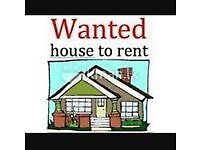 Wanted 3/4 bed house Swansea or surrounding excellent ref