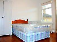 Furnished flat to let, 4 minutes walk to Campsie train station.