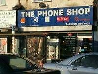 Busy phone shop for sale