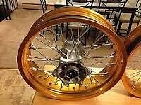 Drz wheels (GOLD)