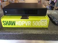 MOTOROLA DCX3400-M 500GB HDMI DVR PVR FOR SHAW OR NOVUS