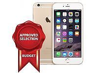 Apple Smartphone iPhone 6 Plus 16GB, Approved Budget (goud)