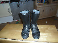 Motorcycle Boots Size 9