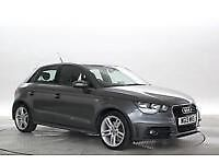 Audi A1 1.6TDI S-line Sportback (CW Wheels and Snow Tyres)