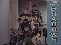 Vinyl LP The Shadows Columbia 33SX 1374 Mono
