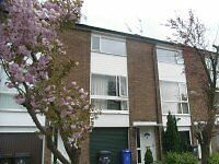 2 Bedroomed Townhouse with Garden & Garage - Semi Furnished - In South Manchester