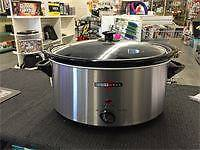 COOKWELL 5.5 LITRE SLOW COOKER Adamstown Newcastle Area Preview