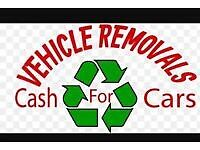 Scrap cars vans caravans all bought for cash