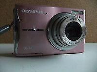 OLYMPUS X-42 pink
