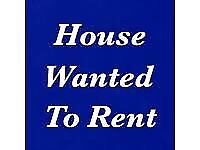 HOUSE FOR RENT IN KESWICK WANTED