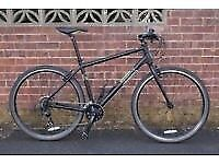 large Pinnacle litium hybrid bike serviced lights 24speed ready to go