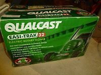 QUALCAST EASI-TRAK 32 Rowtary Eletric mower !