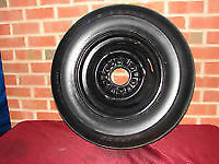 For Sale 1 18 inch 6 bolt Chevy Truck Rim and tire for sale.