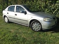 Vauxhall Astra 1.4 5dr 2004... For urgent sale