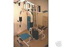 AK Sport of Switzerland Multi Gym