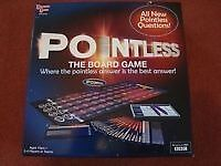 Pointless board game by University Games/BBC - unopened
