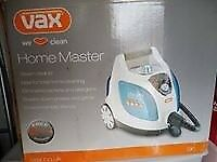VAX S6 HOMER MASTER STEAM CLEANER USED ONCE GOOD REASON FOR SALE £45