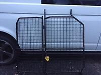 Ford transit connect Swb 2003-2012 bulkhead security cage