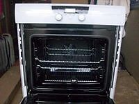NEW Whirlpool integrated oven