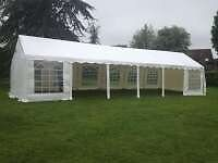 Vacancy for assistant for erecting marquees and setting up bouncy castles