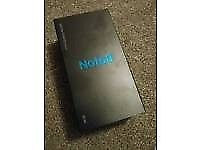 Samsung galaxy note 8 boxed or swap