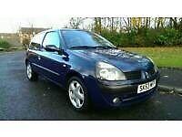 53 plate Renault Clio for sale. Lanark Read description