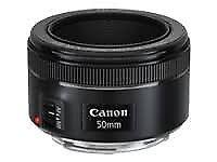 NEW 50mm Lenses ONLY £80!