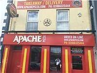 STAFF REQUIRED** APACHE PIZZA TAKEAWAY ENNISKILLEN