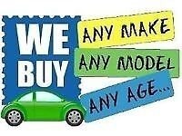 All cars and vans wanted top prices paid running or not ,damaged, mot failures, same day collection