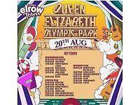 8x elrow london tickets closing ceremony Sunday
