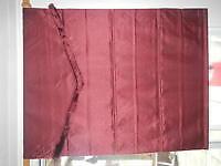 three burgundy blinds Cambridge Kitchener Area image 1