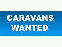 I am looking for a touring caravan 2/4/5 berth