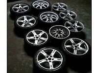 ISO, aftermarket rims