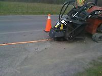 Ditch Witch XT 850 Utility Tool Carrier & Attachments Belleville Belleville Area image 3