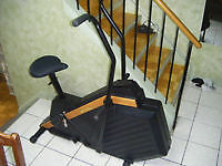 WHISPER AIR ELLIPTICAL & BIKE EXERCISE COMBINE