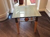 Two occasional tables for sale